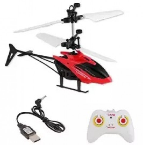 Remote Control Hand Sensor Rechargeable Aircraft Helicopter